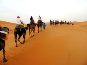5 Days Tour From Marrakech To Sahara And Back