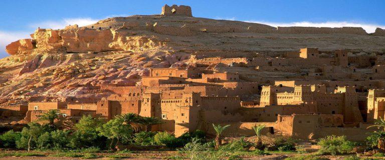 Excursión Marrakech a Ait Ben Haddou