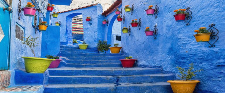 Excursion desde Fes a Chefchaouen