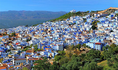 1 Day Trip from Fes to Chefchaouen And Back