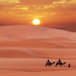 desert merzouga