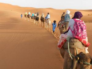 Ruta De 3 Días Marrakech al Desierto
