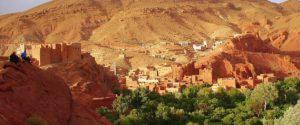 4 Dias desde Tangier a Marrakech via Desierto