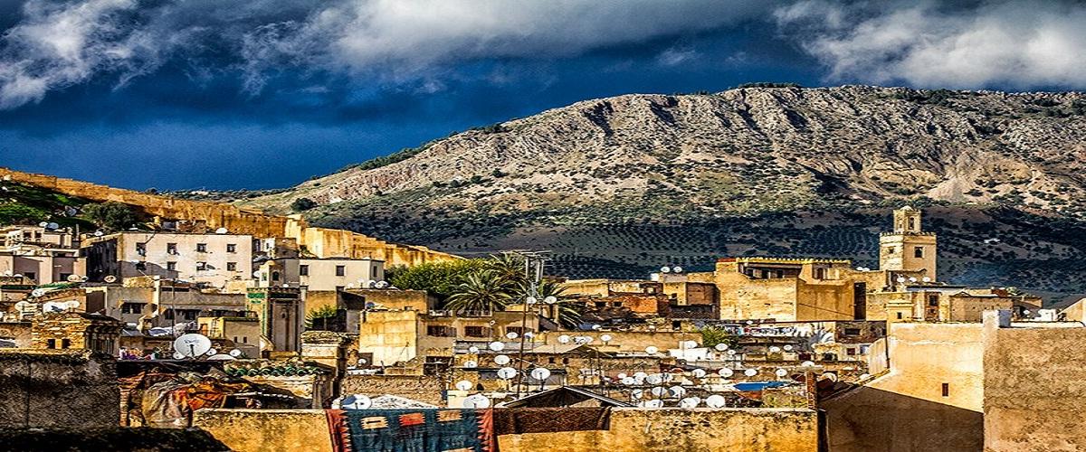 fes morocco desert