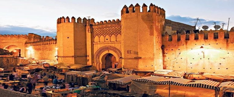 Excursion desde Fes a Meknes
