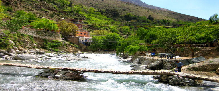 1 Day Trip from Marrakech to Ourika Valley