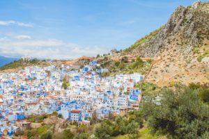 Tour desde Marrakech a Chefchaouen|Viaje al Desierto 5 dias